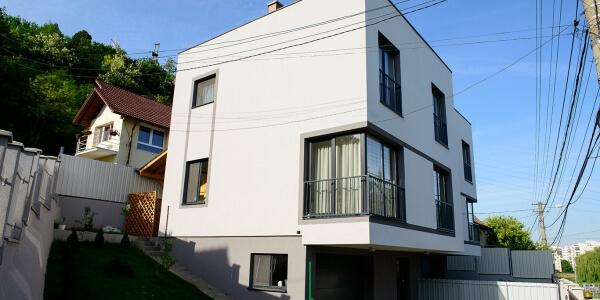 Apartamente construite pe strada Donath - Cluj