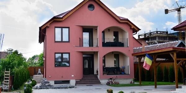 Casa construita de Hazconstruct - structur si finisari