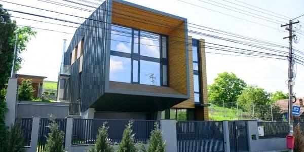 Casa moderna Cluj