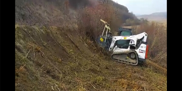 defrisari terenuri