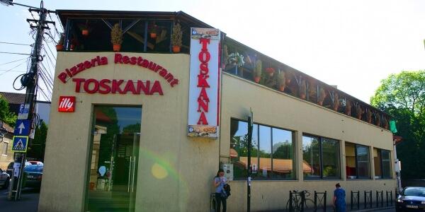 Restaurant Toskana